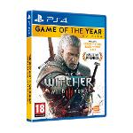 The Witcher 3: Wild Hunt GOTY Edition PS4