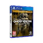 JUEGO SONY PS4 GHOST RECON BREAKPOINT GOLD