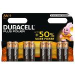 Duracell Plus Power Pila Alcalina AA LR6