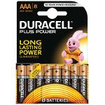 Duracell Plus Power Pila Alcalina AAA LR03
